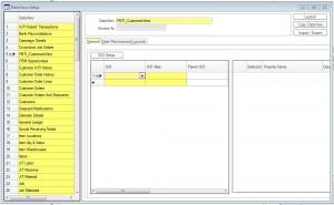 Infor Syteline DataView Setup New